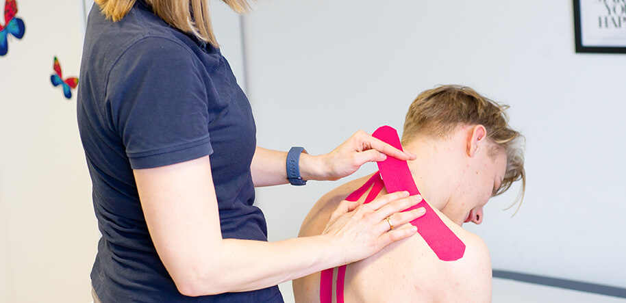 Kinesio Taping Wiefelstede